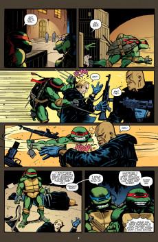 Extrait de Teenage Mutant Ninja Turtles (IDW collection) -7- TMNT IDW Collection #7