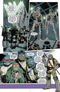 Extrait de Teenage Mutant Ninja Turtles (IDW collection) -8- TMNT IDW Collection #8