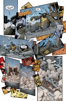 Extrait de Teenage Mutant Ninja Turtles (IDW collection) -9- TMNT IDW Collection #9