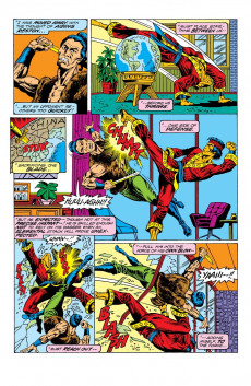 Extrait de Master of Kung Fu Vol. 1 (Marvel - 1974) -45- Death Seed!