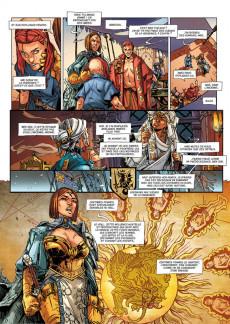 Extrait de La geste des Chevaliers Dragons -29- Les Sœurs de la Vengeance