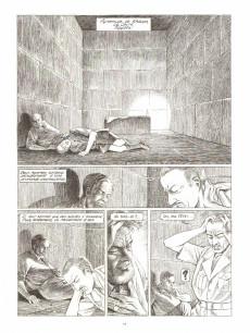 Extrait de Blake et Mortimer (Les Aventures de) -HS3TL3- Le Dernier Pharaon