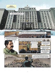 Extrait de Ils ont fait l'Histoire -32- Staline