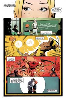 Extrait de Marvel Divas (Marvel - 2009) -3- (sans titre)