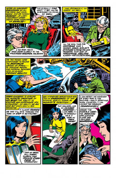 Extrait de Cat (The) (Marvel - 1972) -1- Beware the Claws of the Cat