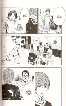 Extrait de Death Note -1a- Tome 1