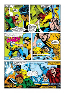 Extrait de Luke Cage, Hero for Hire (Marvel - 1972) -5- Don't Mess With Black Mariah!