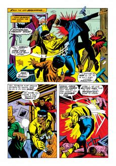 Extrait de Luke Cage, Hero for Hire (Marvel - 1972) -6- Assassin in Armor!