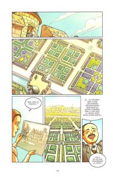Extrait de Guide des châteaux de la Loire en bandes dessinées