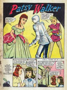 Extrait de Patsy Walker (Timely/Atlas - 1945) -1- Patsy Walker