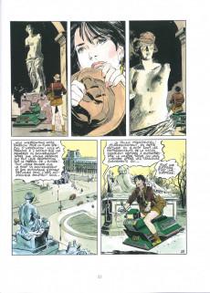 Extrait de Les grands Classiques de la Bande Dessinée érotique - La Collection -93104- La Survivante - Tome 1