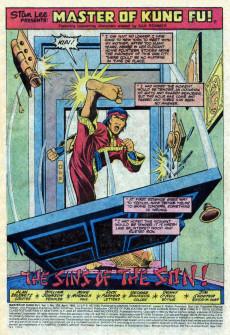 Extrait de Master of Kung Fu Vol. 1 (Marvel - 1974) -123- (sans titre)