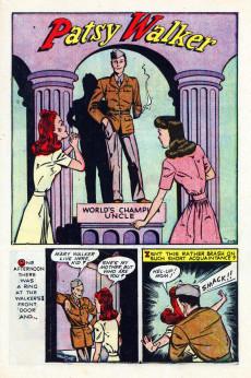 Extrait de Patsy Walker (Timely/Atlas - 1945) -5- (sans titre)