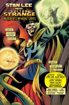 Extrait de Stan Lee Meets... - Stan Lee Meets Doctor Strange
