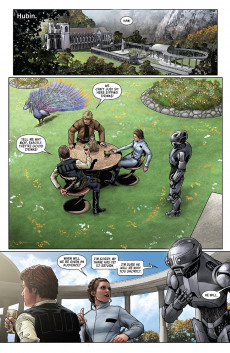 Extrait de Star Wars Vol.2 (Marvel comics - 2015) -57- The Escape, Part II
