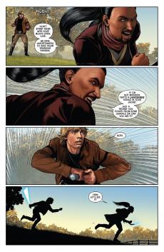 Extrait de Star Wars Vol.2 (Marvel comics - 2015) -58- The Escape, Part III