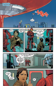 Extrait de Star Wars Vol.2 (Marvel comics - 2015) -73- Rebels and Rogues, Part VI