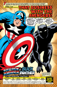 Extrait de Black Panther Vol.3 (Marvel - 1998) -8- That Business with the Avengers!