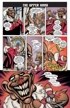 Extrait de Black Panther Vol.3 (Marvel - 1998) -10- Enemy of the State, Book Two