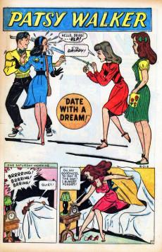 Extrait de Patsy Walker (Timely/Atlas - 1945) -11- Date with a Dream!