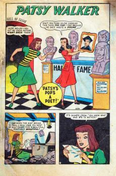 Extrait de Patsy Walker (Timely/Atlas - 1945) -16-