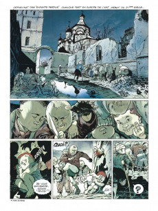 Extrait de Gipsy - Tome INT