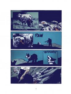 Extrait de Le loup -TL- Le Loup