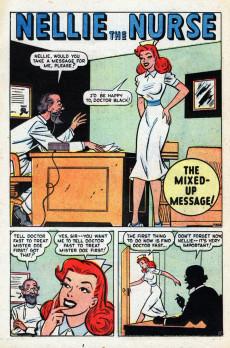 Extrait de Patsy Walker (Timely/Atlas - 1945) -28- A Picture of Love!