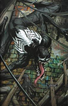 Extrait de Venom - Un nouvel hôte -1- Un nouvel hôte