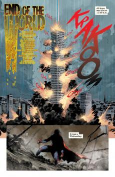Extrait de DCeased (DC comics - 2019) -6- End of the World