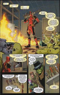 Extrait de Deadpool et les pros à payer - Le cirque du crime