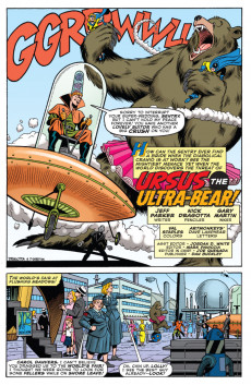 Extrait de Age of The Sentry (The) (Marvel - 2008) -2- Dance of Destruction! / The Secret of Area B