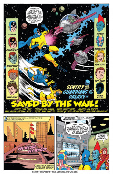 Extrait de Age of The Sentry (The) (Marvel - 2008) -5- (sans titre)