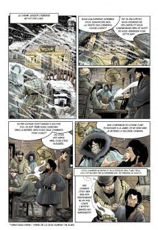 Extrait de Jules Verne et ses voyages -4- Un Drame en Livonie