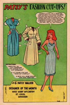 Extrait de Patsy Walker (Timely - 1945) -39- (sans titre)