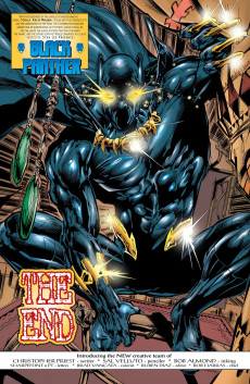 Extrait de Black Panther Vol.3 (Marvel - 1998) -13- Call of the Cat King!