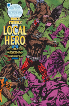 Extrait de Black Panther Vol.3 (Marvel - 1998) -16- An Unbeatable Foe...Back from the Grave!