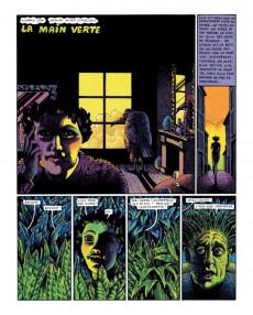 Extrait de La main verte (Zha/Claveloux) -a2019- La main verte et autres histoires