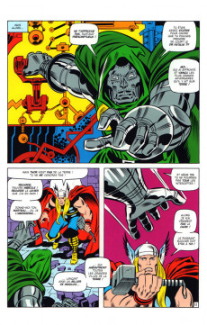 Extrait de Thor (L'intégrale) -12- L'intégrale 1970