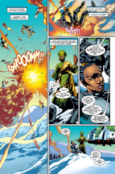 Extrait de Black Panther Vol.3 (Marvel - 1998) -36- Celebrating T'Challa's 35th Anniversary!