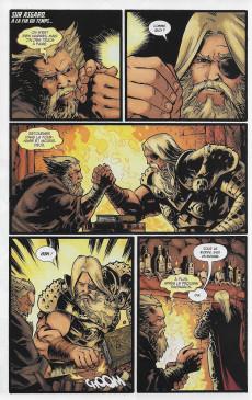 Extrait de Wolverine (Marvel France 5e série) (2019) -8- La sentinelle