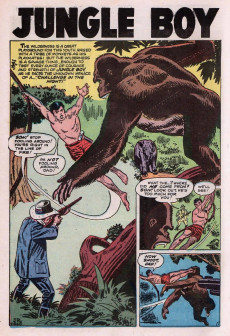 Extrait de Jungle Action Vol.1 (Atlas - 1954) -4- (sans titre)