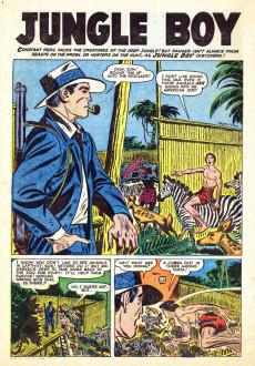 Extrait de Jungle Action Vol.1 (Atlas - 1954) -6- (sans titre)