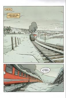 Extrait de Lord Jeffrey -1Extrait- Le train de 16h54