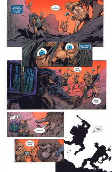 Extrait de X-Men Black - Les vilains mutants