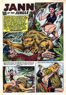 Extrait de Jungle Tales (Atlas - 1954) -1- (sans titre)