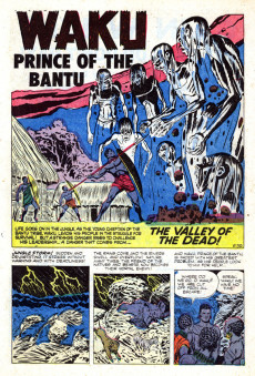 Extrait de Jungle Tales (Atlas - 1954) -2- (sans titre)