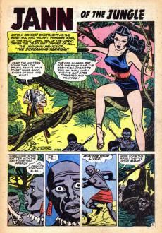 Extrait de Jungle Tales (Atlas - 1954) -3- (sans titre)