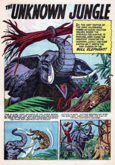 Extrait de Jungle Tales (Atlas - 1954) -6- (sans titre)