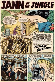 Extrait de Jann of the Jungle (Atlas - 1955) -8- The Jungle Outlaw